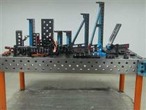 柔性焊接平台-三维柔性焊接平台-三维柔性焊接平台夹具